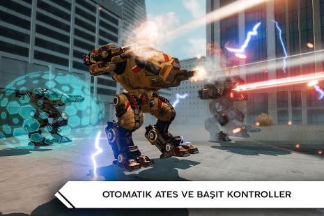 Robot Warfare Online Ekran Görüntüleri - 3