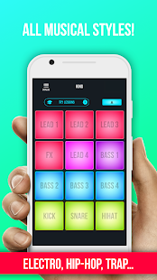 Beat Maker Pro Ekran Görüntüleri - 4