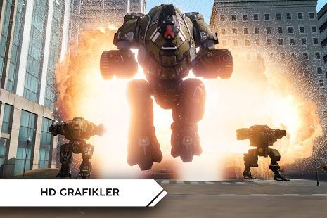 Robot Warfare Online Ekran Görüntüleri - 4