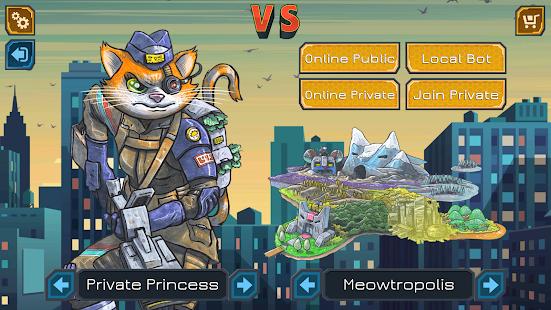 Meow Wars Ekran Görüntüleri - 3