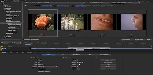 Adobe SpeedGrade Ekran Görüntüleri - 1