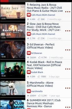 Bravo - Video Music Player Ekran Görüntüleri - 2
