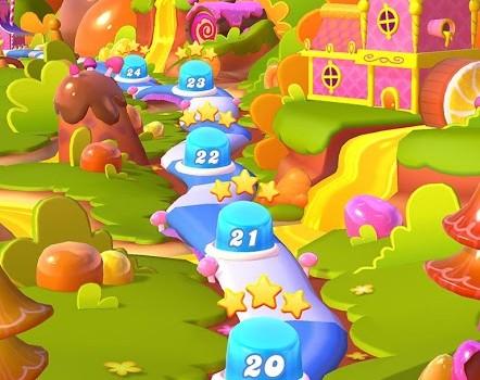 Candy Crush Friends Saga Ekran Görüntüleri - 5