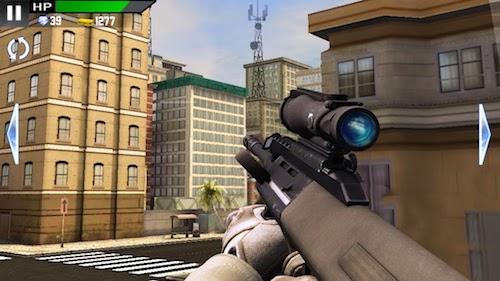 City Sniper Fire Ekran Görüntüleri - 1
