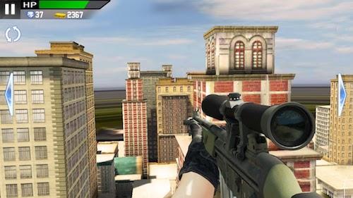 City Sniper Fire Ekran Görüntüleri - 2