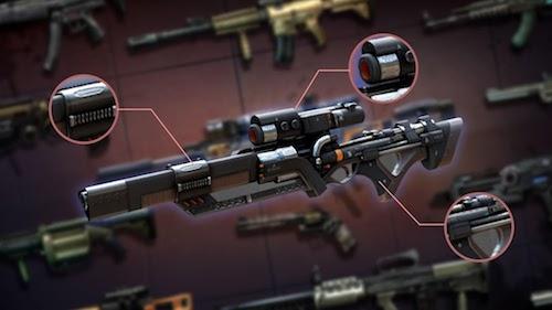 City Sniper Fire Ekran Görüntüleri - 3