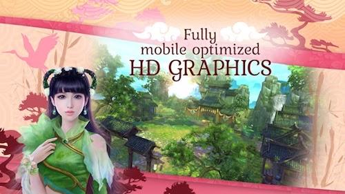 Jade Dynasty Mobile Ekran Görüntüleri - 4