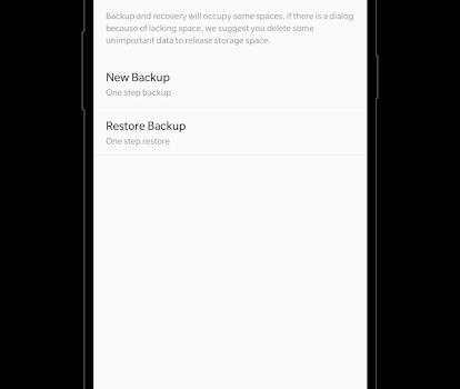 OnePlus Switch Ekran Görüntüleri - 2