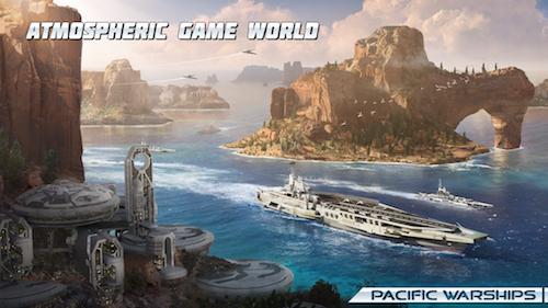 Pacific Warships Ekran Görüntüleri - 3