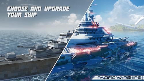 Pacific Warships Ekran Görüntüleri - 5