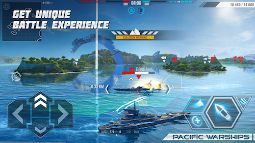 Pacific Warships Ekran Görüntüleri - 6