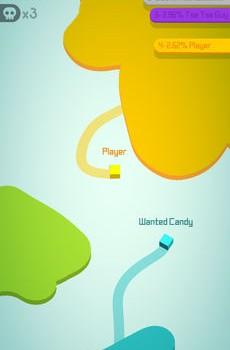 Paper.io 2 Ekran Görüntüleri - 1