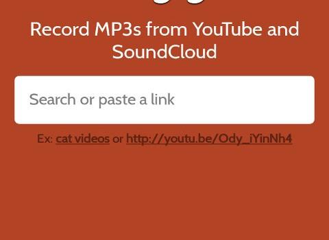 Peggo MP3 Ekran Görüntüleri - 1