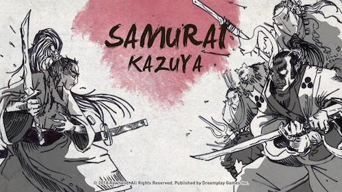 Samurai Kazuya Ekran Görüntüleri - 1