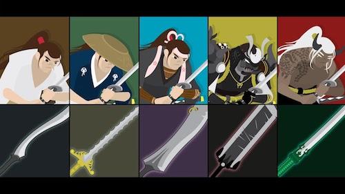 Samurai Kazuya Ekran Görüntüleri - 3