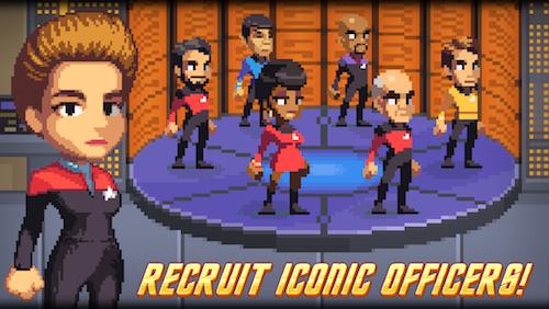 Star Trek Trexels 2 Ekran Görüntüleri - 3