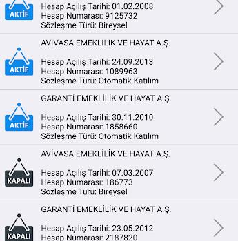 Takasbank Bes Ekran Görüntüleri - 4