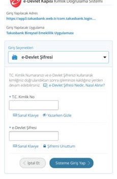 Takasbank Bes Ekran Görüntüleri - 2