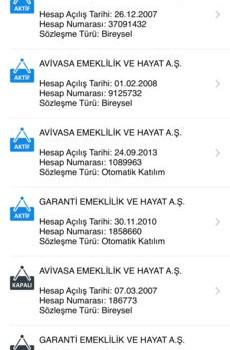 Takasbank Bes Ekran Görüntüleri - 3