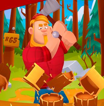 Timber Slash Ekran Görüntüleri - 1