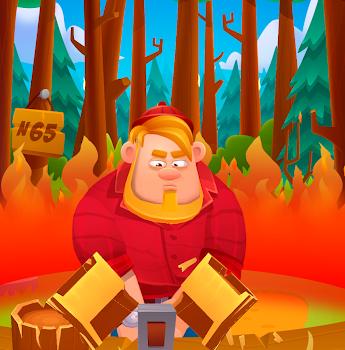 Timber Slash Ekran Görüntüleri - 2