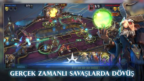 Warhammer Age of Sigmar: Realm War Ekran Görüntüleri - 1