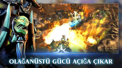 Warhammer Age of Sigmar: Realm War Ekran Görüntüleri - 3
