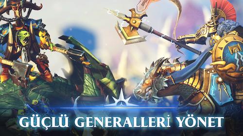 Warhammer Age of Sigmar: Realm War Ekran Görüntüleri - 4