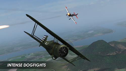 Wings of Steel Ekran Görüntüleri - 1