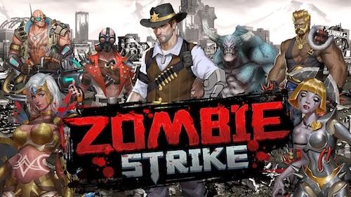 Zombie Strike Ekran Görüntüleri - 1