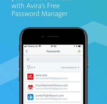 Avira Password Manager Ekran Görüntüleri - 1