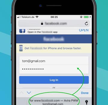 Avira Password Manager Ekran Görüntüleri - 2