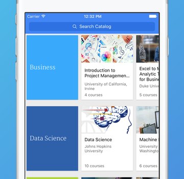 Coursera Ekran Görüntüleri - 1