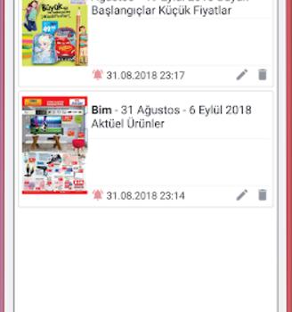 Market Broşürleri Ekran Görüntüleri - 5