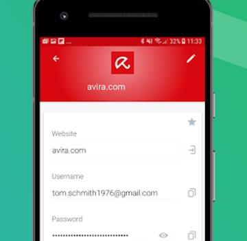 Avira Password Manager Ekran Görüntüleri - 4