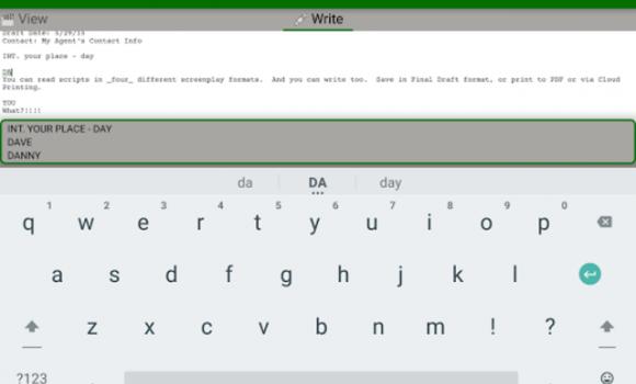 DubScript Ekran Görüntüleri - 9
