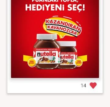 Nutella Ekran Görüntüleri - 2