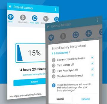 McAfee Mobile Booster Ekran Görüntüleri - 3