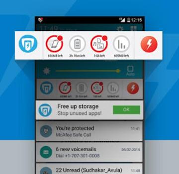 McAfee Mobile Booster Ekran Görüntüleri - 7