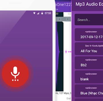 Music Audio Editor Ekran Görüntüleri - 1