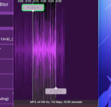 Music Audio Editor Ekran Görüntüleri - 3