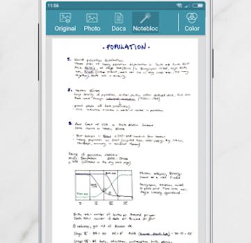 Notebloc Ekran Görüntüleri - 3