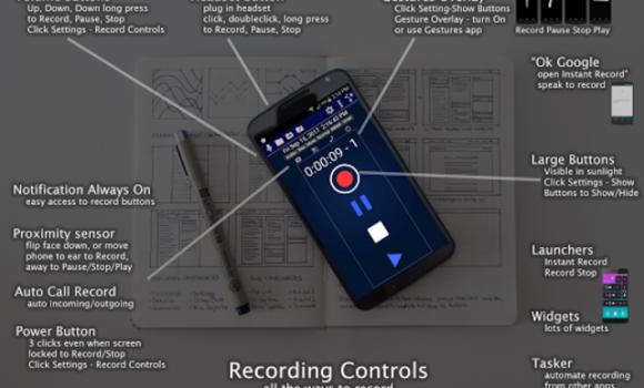 Hi-Res Audio Recorder Ekran Görüntüleri - 18