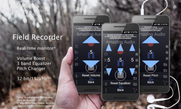 Hi-Res Audio Recorder Ekran Görüntüleri - 20