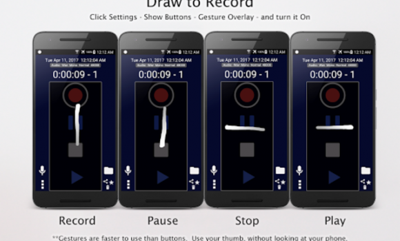 Hi-Res Audio Recorder Ekran Görüntüleri - 24