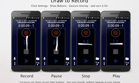 Hi-Res Audio Recorder Ekran Görüntüleri - 7