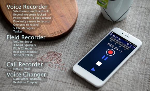 Hi-Res Audio Recorder Ekran Görüntüleri - 8