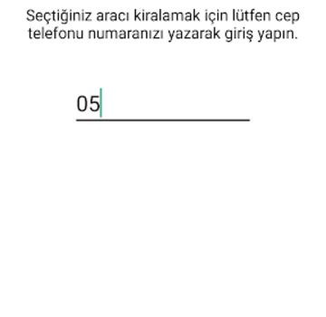 Garenta MOOV Ekran Görüntüleri - 3