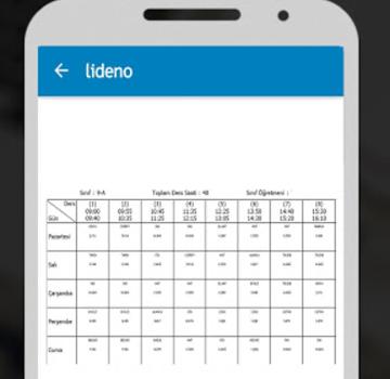 Lideno Ekran Görüntüleri - 5