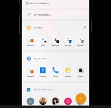 OnePlus Launcher Ekran Görüntüleri - 2